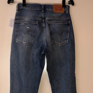 Vintage Cropped Flare Levi's NWT 26